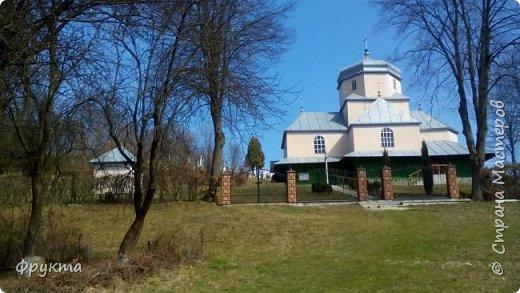 """Село Горышнее Львовской области, по-украински пишется """"Горишнє"""". Стоит там такой храм фото 37"""