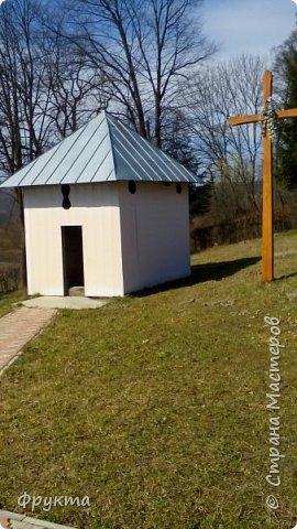 """Село Горышнее Львовской области, по-украински пишется """"Горишнє"""". Стоит там такой храм фото 39"""