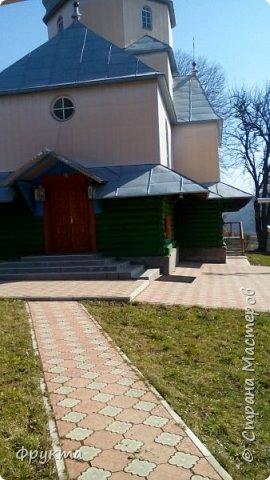 """Село Горышнее Львовской области, по-украински пишется """"Горишнє"""". Стоит там такой храм фото 41"""