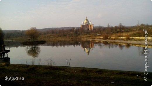 """Село Горышнее Львовской области, по-украински пишется """"Горишнє"""". Стоит там такой храм фото 8"""