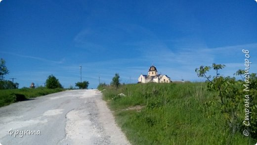 """Село Горышнее Львовской области, по-украински пишется """"Горишнє"""". Стоит там такой храм фото 18"""