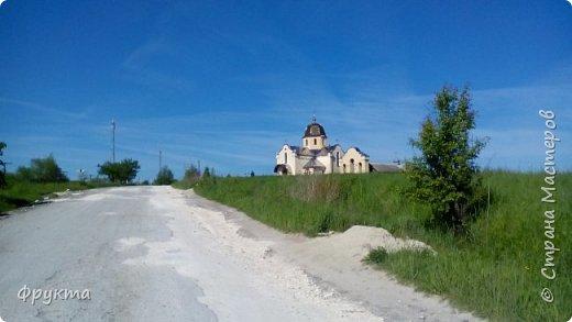"""Село Горышнее Львовской области, по-украински пишется """"Горишнє"""". Стоит там такой храм фото 19"""