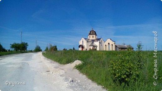 """Село Горышнее Львовской области, по-украински пишется """"Горишнє"""". Стоит там такой храм фото 20"""