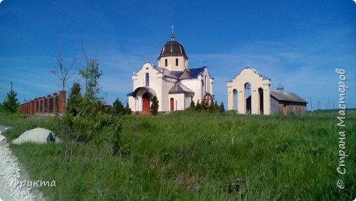 """Село Горышнее Львовской области, по-украински пишется """"Горишнє"""". Стоит там такой храм фото 21"""