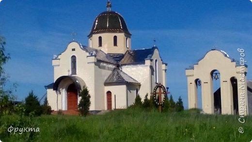 """Село Горышнее Львовской области, по-украински пишется """"Горишнє"""". Стоит там такой храм фото 22"""