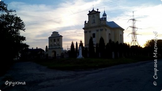 """Село Горышнее Львовской области, по-украински пишется """"Горишнє"""". Стоит там такой храм фото 47"""