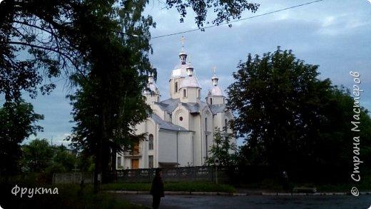 """Село Горышнее Львовской области, по-украински пишется """"Горишнє"""". Стоит там такой храм фото 11"""