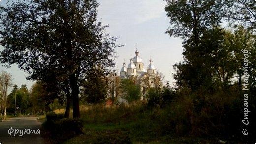 """Село Горышнее Львовской области, по-украински пишется """"Горишнє"""". Стоит там такой храм фото 13"""