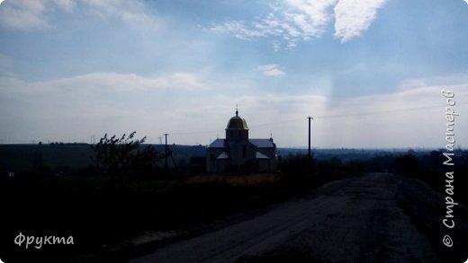 """Село Горышнее Львовской области, по-украински пишется """"Горишнє"""". Стоит там такой храм фото 28"""