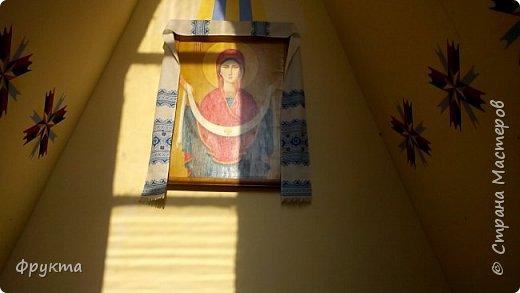 """Село Горышнее Львовской области, по-украински пишется """"Горишнє"""". Стоит там такой храм фото 33"""