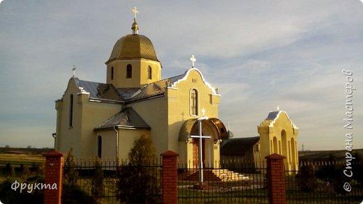 """Село Горышнее Львовской области, по-украински пишется """"Горишнє"""". Стоит там такой храм фото 26"""
