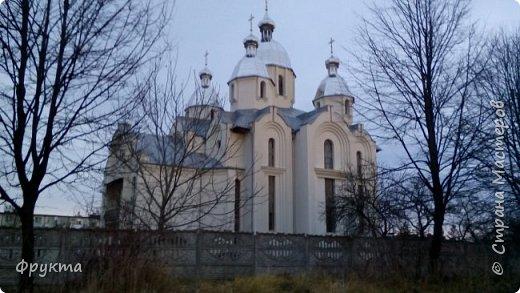 """Село Горышнее Львовской области, по-украински пишется """"Горишнє"""". Стоит там такой храм фото 15"""