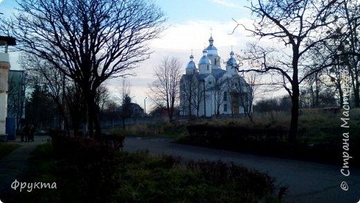 """Село Горышнее Львовской области, по-украински пишется """"Горишнє"""". Стоит там такой храм фото 16"""