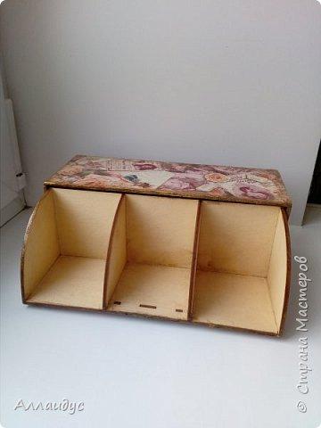 Чайная коробка горизонтальная. фото 4
