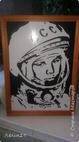 Поделка в садик ко дню космонавтики!