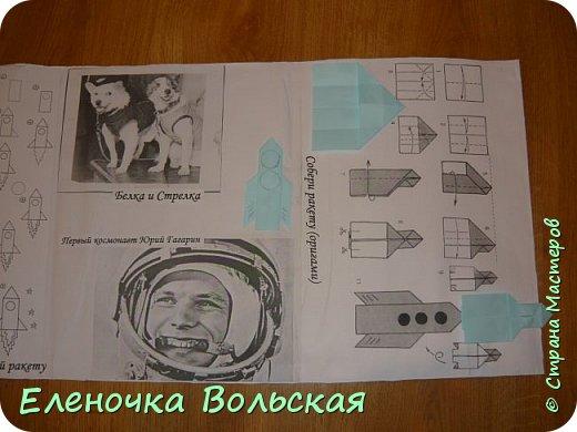 """Лэпбук """"Детям о космосе"""" фото 9"""