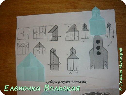 """Лэпбук """"Детям о космосе"""" фото 11"""