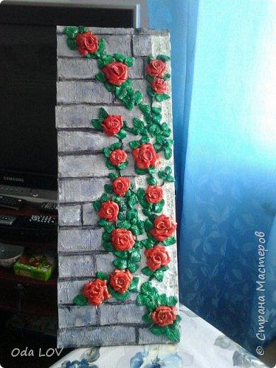 Вот такие картинки на стену у меня получились: фото 4