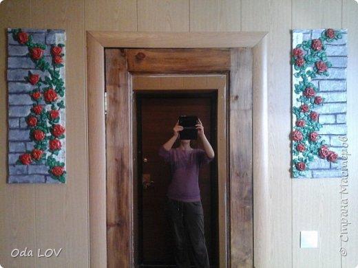 Вот такие картинки на стену у меня получились: фото 2