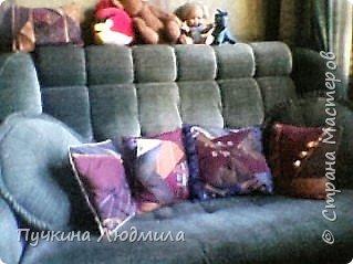 Это мои подушечки и игрушечки все вмести.. фото 1