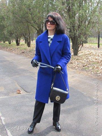 Пальто для весны фото 3