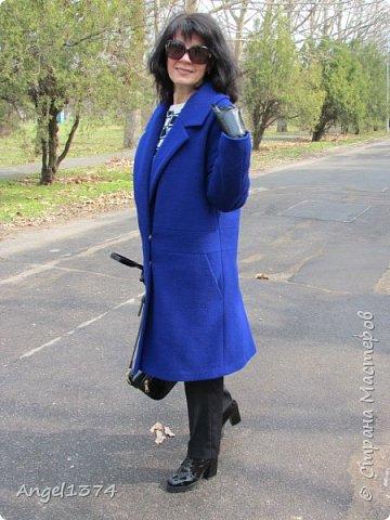 Пальто для весны фото 1