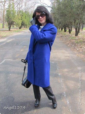 Пальто для весны фото 2