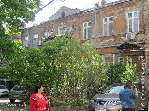Доброго времени суток, Мастера и Мастерицы! Вы когда-нибудь бывали в Одессе?  Мне посчастливилось побывать в этом прекрасном городе, где каждый камень дышит историей. Хочу с вами поделиться впечатлениями об этом городе. фото 5
