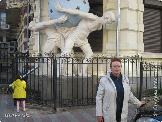 Доброго времени суток, Мастера и Мастерицы! Вы когда-нибудь бывали в Одессе?  Мне посчастливилось побывать в этом прекрасном городе, где каждый камень дышит историей. Хочу с вами поделиться впечатлениями об этом городе. фото 10