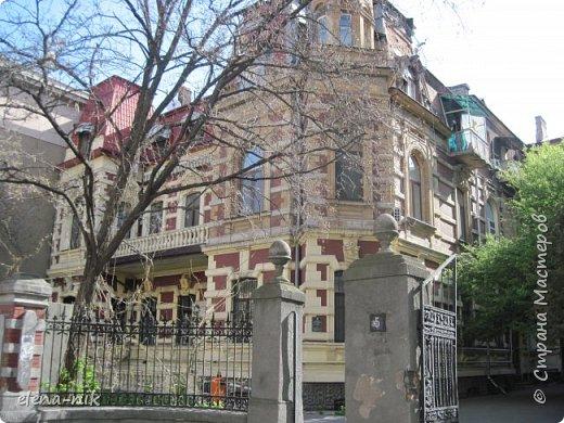 Доброго времени суток, Мастера и Мастерицы! Вы когда-нибудь бывали в Одессе?  Мне посчастливилось побывать в этом прекрасном городе, где каждый камень дышит историей. Хочу с вами поделиться впечатлениями об этом городе. фото 11