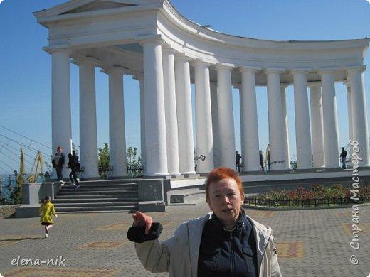 Доброго времени суток, Мастера и Мастерицы! Вы когда-нибудь бывали в Одессе?  Мне посчастливилось побывать в этом прекрасном городе, где каждый камень дышит историей. Хочу с вами поделиться впечатлениями об этом городе. фото 19