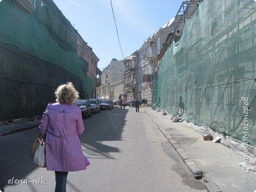 Доброго времени суток, Мастера и Мастерицы! Вы когда-нибудь бывали в Одессе?  Мне посчастливилось побывать в этом прекрасном городе, где каждый камень дышит историей. Хочу с вами поделиться впечатлениями об этом городе. фото 20