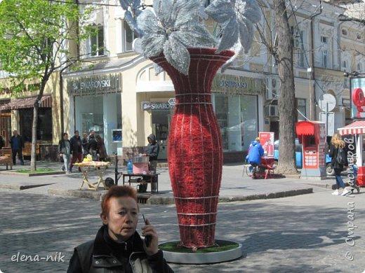 Доброго времени суток, Мастера и Мастерицы! Вы когда-нибудь бывали в Одессе?  Мне посчастливилось побывать в этом прекрасном городе, где каждый камень дышит историей. Хочу с вами поделиться впечатлениями об этом городе. фото 67