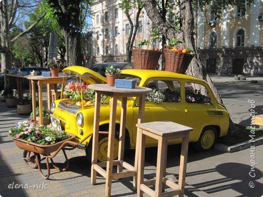 Доброго времени суток, Мастера и Мастерицы! Вы когда-нибудь бывали в Одессе?  Мне посчастливилось побывать в этом прекрасном городе, где каждый камень дышит историей. Хочу с вами поделиться впечатлениями об этом городе. фото 82