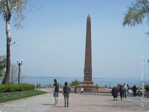 Доброго времени суток, Мастера и Мастерицы! Вы когда-нибудь бывали в Одессе?  Мне посчастливилось побывать в этом прекрасном городе, где каждый камень дышит историей. Хочу с вами поделиться впечатлениями об этом городе. фото 84