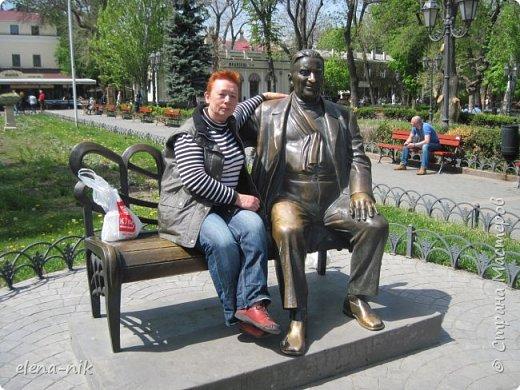 Доброго времени суток, Мастера и Мастерицы! Вы когда-нибудь бывали в Одессе?  Мне посчастливилось побывать в этом прекрасном городе, где каждый камень дышит историей. Хочу с вами поделиться впечатлениями об этом городе. фото 76