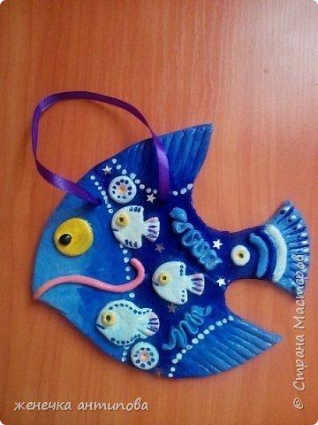 Это -беременная рыбка, или рыбка-мама, фото 1