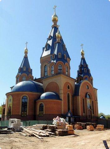 Церковь Державной иконы Божией Матери в Чертанове. фото 1