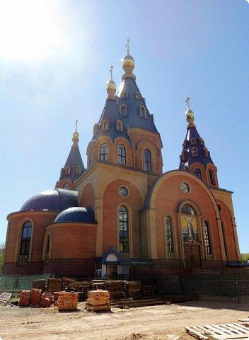 Церковь Державной иконы Божией Матери в Чертанове. фото 2