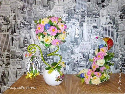 Добрый день жителям ! Хочу сегодня показать вам мои парящие чашки.Фото с разных ракурсов. фото 7