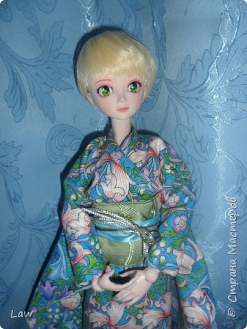 Кимоно для Алиски фото 1