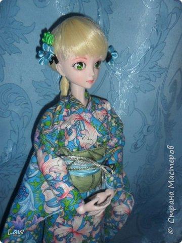 Кимоно для Алиски фото 2