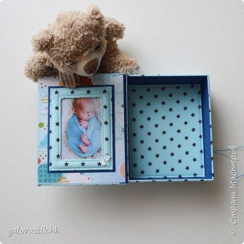 Почти год на к рождению замечательного малыша я делала наборчик - фотоальбом папочку для документов и бебибук фото 3
