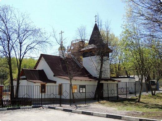 Москва. Церковь Киприана, митрополита Mосковского. фото 1