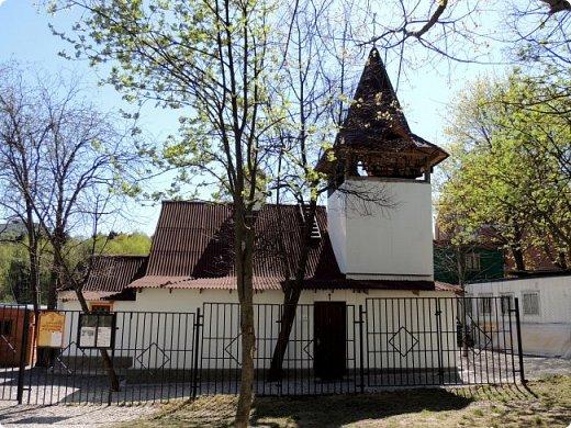 Москва. Церковь Киприана, митрополита Mосковского. фото 2