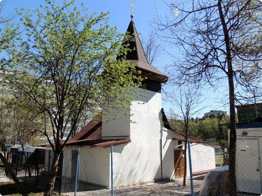 Москва. Церковь Киприана, митрополита Mосковского. фото 3