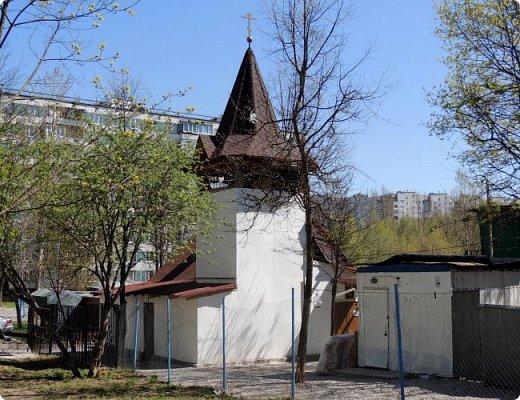 Москва. Церковь Киприана, митрополита Mосковского. фото 4