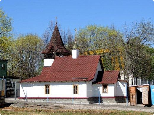 Москва. Церковь Киприана, митрополита Mосковского. фото 5