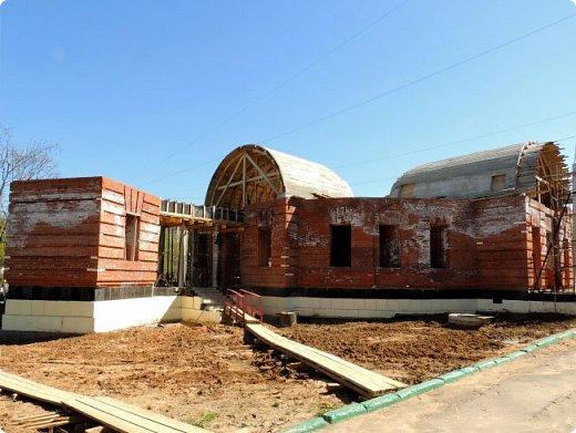 Церковь Троицы Живоначальной в Чертанове (новая) фото 1