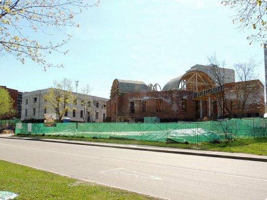 Церковь Троицы Живоначальной в Чертанове (новая) фото 4